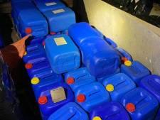 Grondstoffen voor drugs gevonden na villabrand Laren