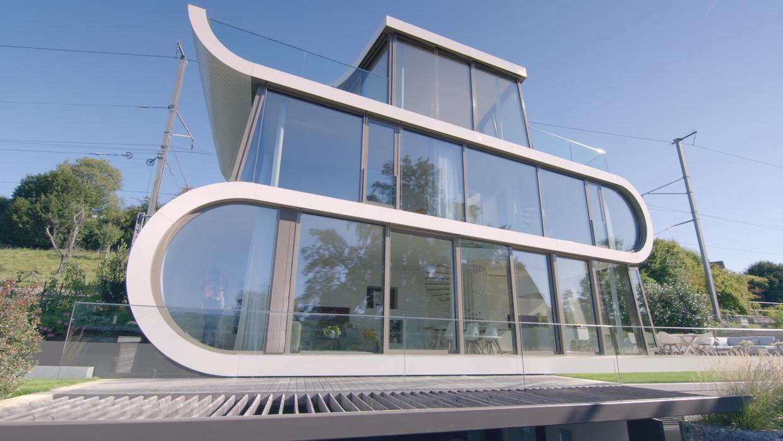 The World's Most Extraordinary Homes Beeld Humo