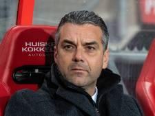 Opnieuw zit er een trainer in het nauw bij FC Twente