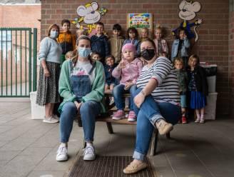 Kinderen Harduynschool op sponsortocht om zieke Kyanah te steunen