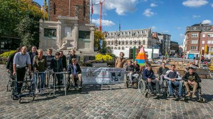Actie tegen pensioen vanaf 67 jaar