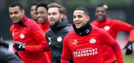 Ihattaren belooft beter zijn best te gaan doen bij PSV, gesprekken over contract voorlopig opgeschoven