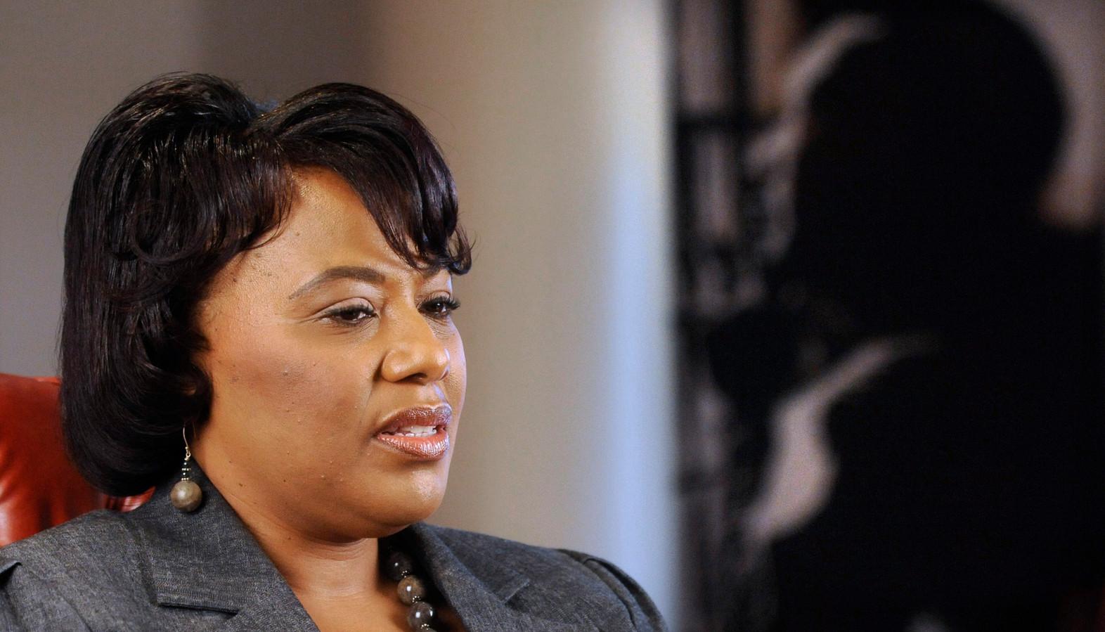 Bernice King is CEO van The King Center in Atlanta.