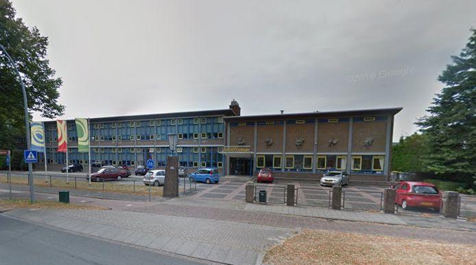 Het Actief College aan de Koninginneweg in Oud-Beijerland.