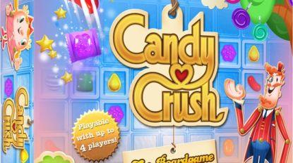 'Candy Crush' kan je nu ook samen met vrienden spelen op bordspel