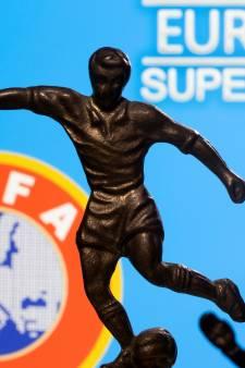 UEFA start disciplinair onderzoek naar Super League-volhouders Real, Barça en Juve