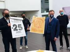 """Horeca telt af naar 1 jaar lockdown en doet Bart De Wever cynische scheurkalender cadeau: """"De tijd vliegt, ook als je niet zo'n fun hebt"""""""