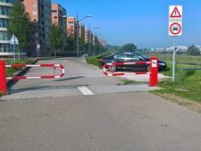Heusden gooit deel Hoge Maasdijk Hedikhuizen nu echt dicht voor vrachtwagens en zwaar landbouwverkeer