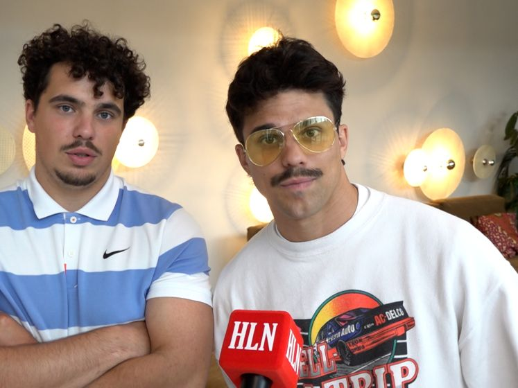 """Average Rob en Arno the Kid lanceren eerste single maar dromen al verder: """"Ik wil een pornofilm maken"""""""