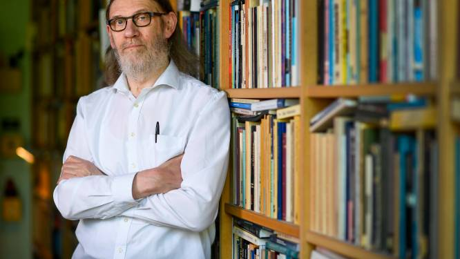 Jean Paul Van Bendegem te gast in CC 't Aambeeld
