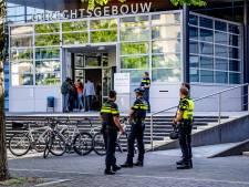 Toeschouwers volgen rechtszaak tramschutter Gökmen Tanis ademloos: 'Bijzonder om zo dicht bij de verdachte te zijn'