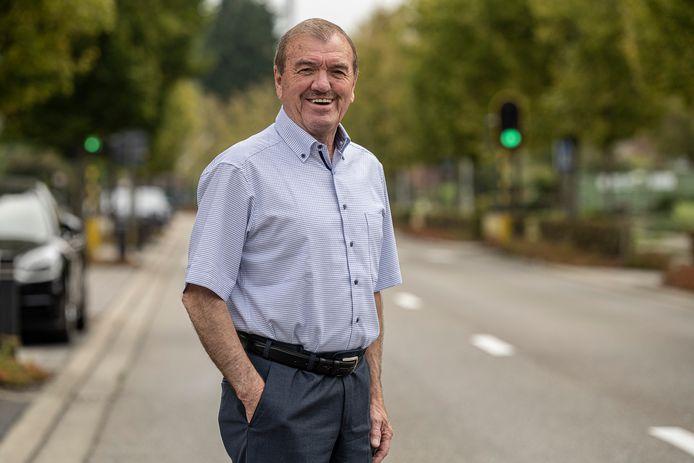 Ereburgemeester Eddy De Herdt.