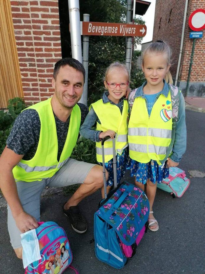 VBS Grotenberge organiseert in juni een schoolpoortquiz.