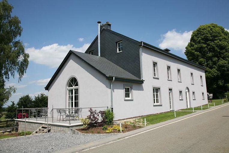 Een goed verzorgd vakantiehuis in Gouvy, in het hart van de Ardennen. Beeld UNKNOWN