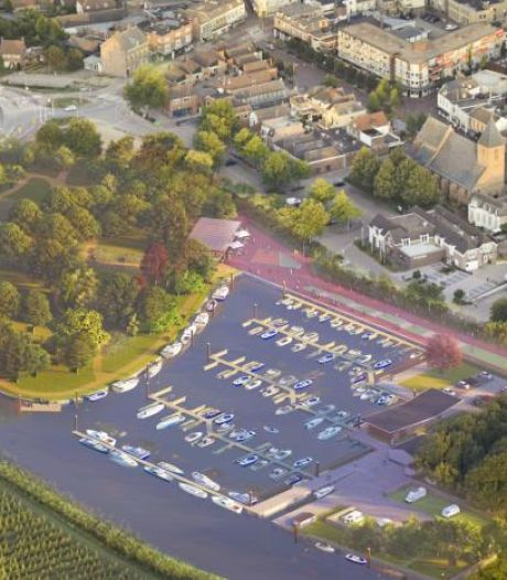 Nieuwe jachthaven krijgt vorm in Geldermalsen, alles is gericht op komende zomer