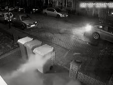 Vijf tips binnen over grijze BMW van beschieting huizen Breda