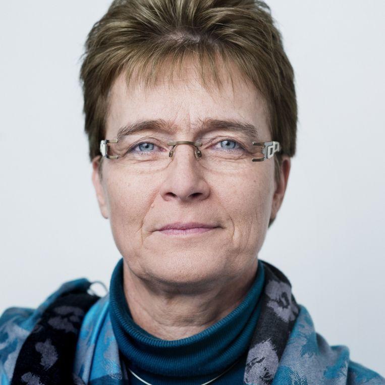 Saskia Van Uffelen. Beeld Eric de Mildt