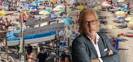 Nederlandse stranden gaan aan eigen succes ten onder
