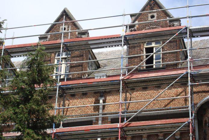 De abdij Keizersberg heeft nood aan renovatiewerken