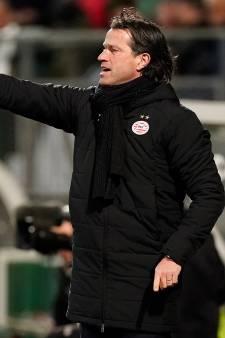 Faber in aanloop naar Vitesse-PSV: 'Ik probeer iedereen aandacht te geven'