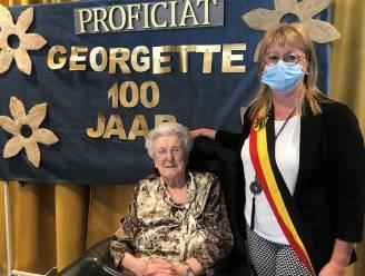 """Georgette Van Paemel viert 100 jaar: """"Ik ben altijd sportief gebleven"""""""