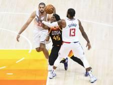 Clippers winnen van Utah Jazz en bereiken finale Western Conference