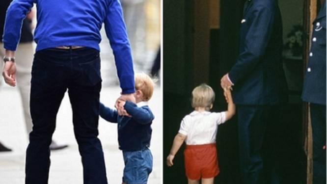 Zo vader, zo zoon: dezelfde reis als 30 jaar geleden, maar nu zelf als papa