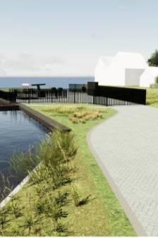 Delfland bouwt nieuw gemaal aan Commandeurskade in Maasland