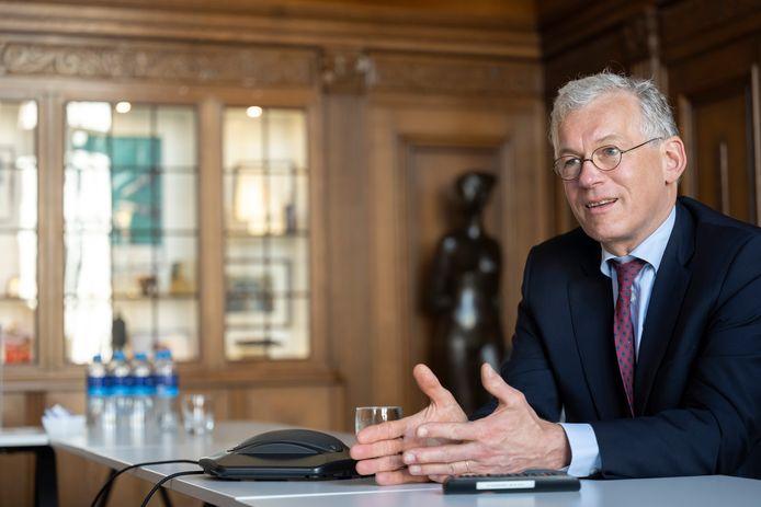 Frans van Houten, topman Philips
