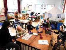 Basisschool De Moer telt 22 leerlingen, toch twijfelt niemand aan het voortbestaan