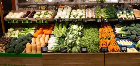 Albert Heijn doet test met plasticvrije groenten en fruit
