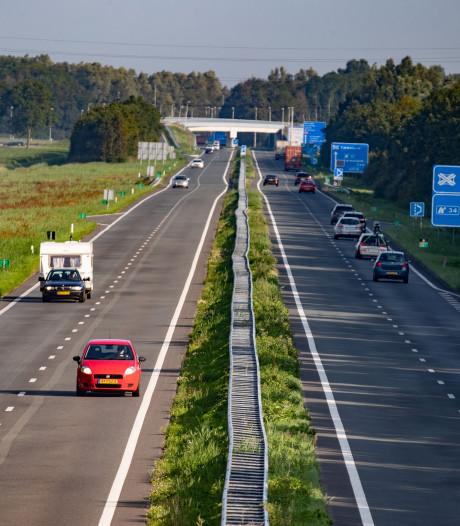 'Zwarte zondag' in Oost-Nederland en precies dán gaat de N50 op slot: handig?