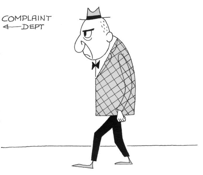 Cartoon van Ton Smits uit Eindhoven.