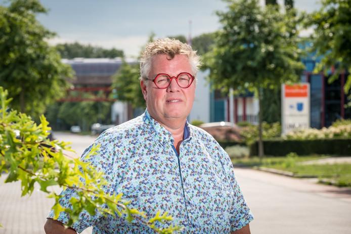 Gerrit van der Maten, directeur van Houtman Transport uit Heerde: ,,Ik heb ze allemaal aangeschreven van 'jongens wie heeft er interesse?'''