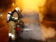 Positief effect avondklok: voor het eerst sinds lange tijd minder autobranden