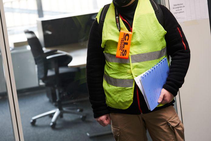 Sinds vorige week vinden flitscontroles plaats om te controleren of bedrijven zich wel aan de regels houden.