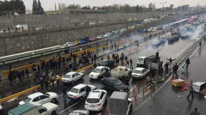 """Repressie tegen protestbeweging in Iran: """"Zeker 208 doden"""""""