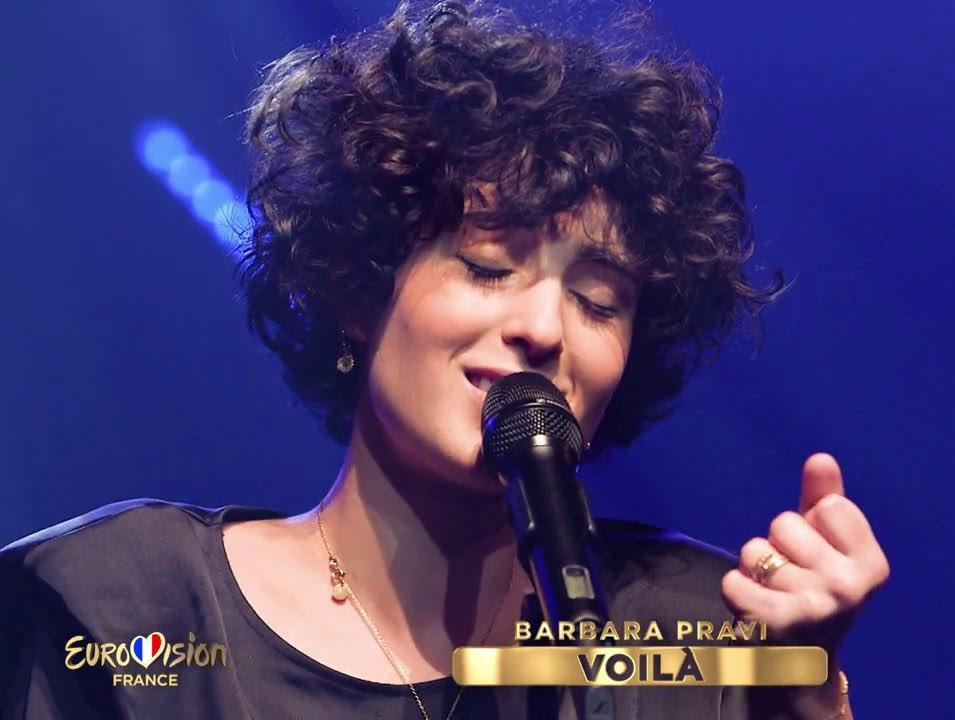 Barbara Pravi représentera la France à l'Eurovision