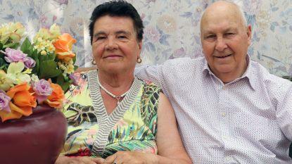 60 jaar huwelijksgeluk voor Berta en Willy