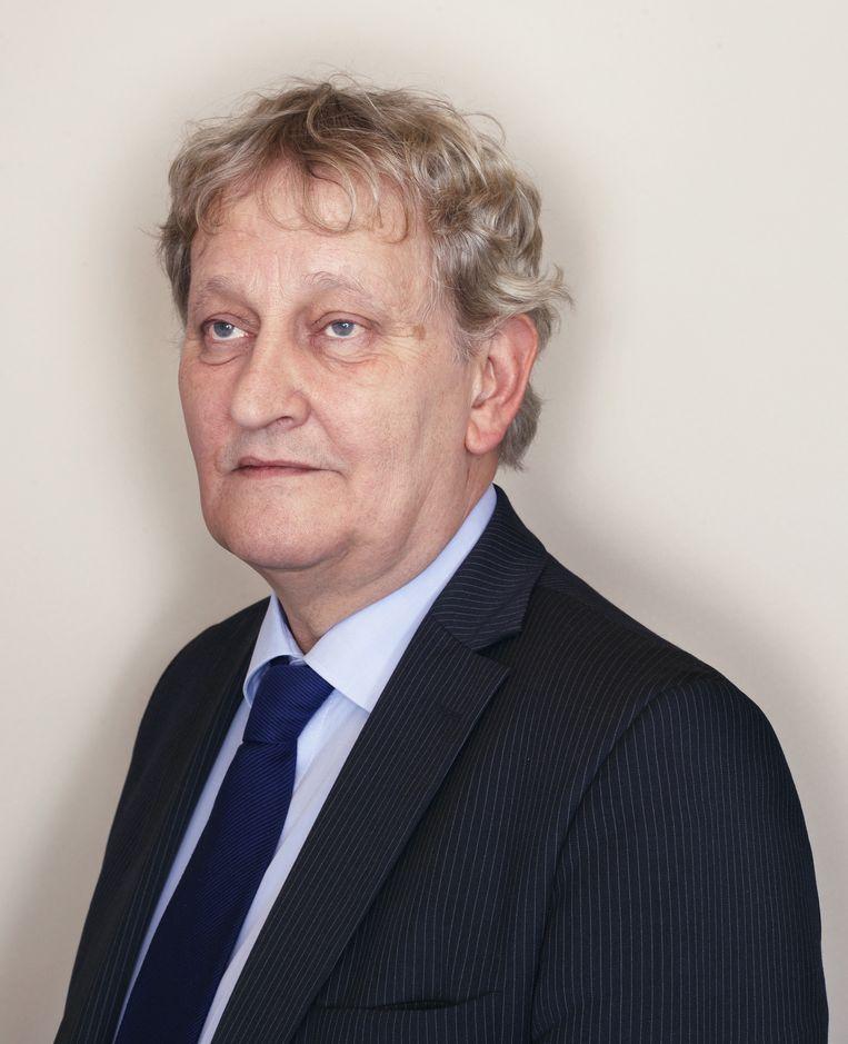 Eberhard van der Laan Beeld Daniel Cohen