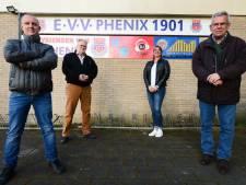 EVV Phenix uit Enschede bestaat 120 jaar: hondstrouwe leden met een roodblauw hart