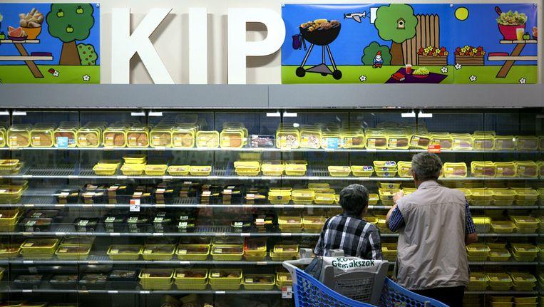 Supermarkten Halen Plofkip Uit De Schappen De Volkskrant