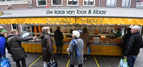 Gemeente komt terug op besluit: toch alleen voedsel op markt Geldermalsen