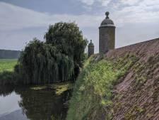 Geen openbaar toilet, maar wel een rolbaan bij Stenen Poppen in Klundert?