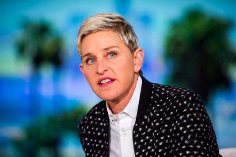 Archiefbeeld. Ellen DeGeneres. Beeld Getty