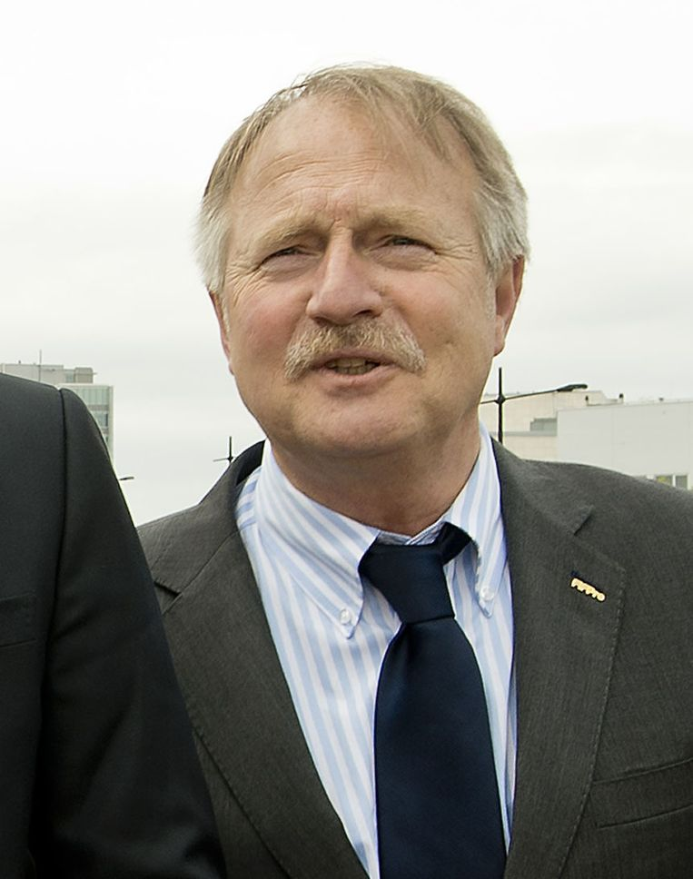 Theo van Seggelen. Beeld ANP