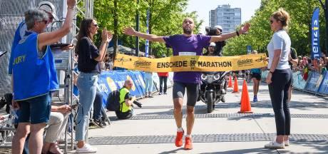 Hicham El Barouki en Kellen Waithira winnen Enschede Marathon
