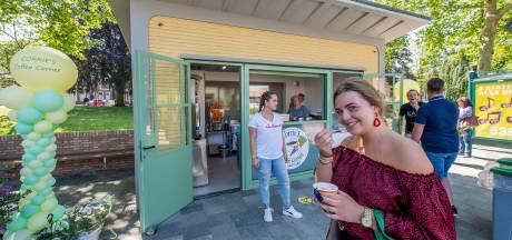 Met Corrie's Coffee Corner zit er weer leven in de oude Tielse kiosk
