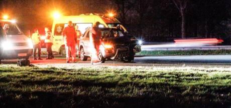 Snelweg A28 bij Strand Horst weer open na ongeluk