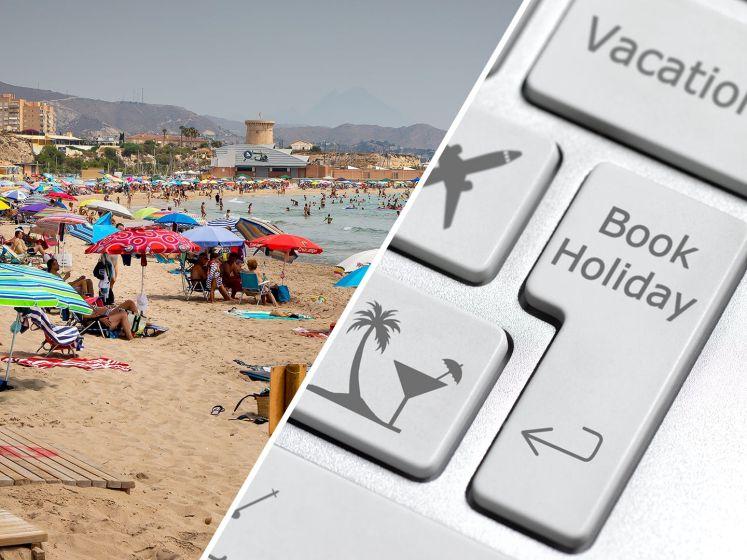 Drukte bij boekingen nu vakanties voorzichtig geboekt worden